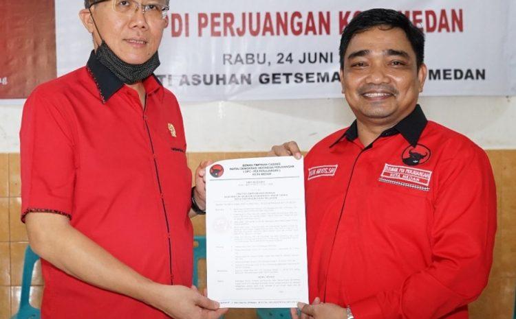 Ketua DPRD Medan Apresiasi BBHAR PDIP Medan Mengadvokasi Wong Cilik