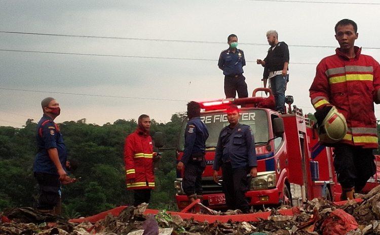 Menghilangkan Bau Tak Sedap' TPA Cipeucang Bersinergi Bersama Elemen Masyarakat