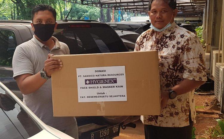 PT Sansico Natura Resources (Indonesia) Serahkan Bantuan CSR Kepada Alumni Akabri 89