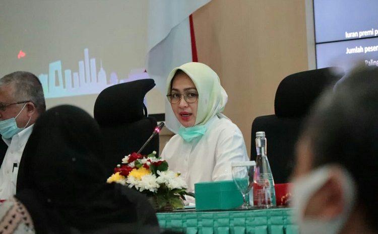 Walikota Tangerang Selatan Jelaskan Kebijakan Penanganan Covid-19 Kepada DPR-RI