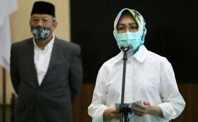 Walikota Tangerang Selatan Airin Rachmi Diany Lantik Pengurus FKUB Periode 2019 – 2024