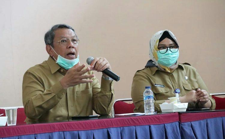 Wakil Walikota Benyamin Davnie Hadiri Diseminasi Pelayanan Kesehatan