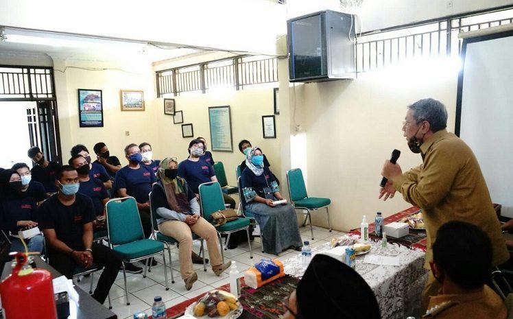 Wakil Walikota Benyamin Davnie Hadiri Pelatihan Penanggulangan Bencana Kebakaran