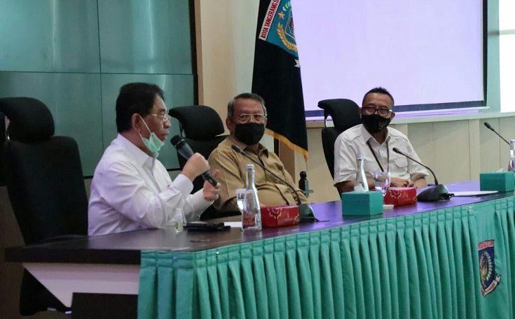 Pemerintah Kota Tangerang Selatan Verifikasi Sistem Merit