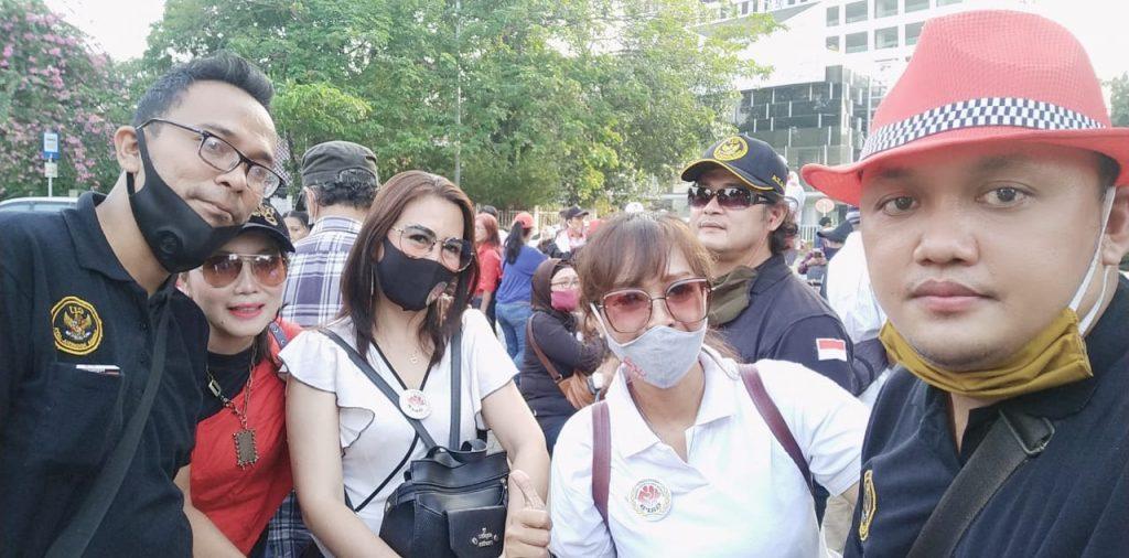 Garuda Indonesia Jaya Turut Hadir Dalam Aksi Soladaritas Anti Pemecah Belah Bangsa