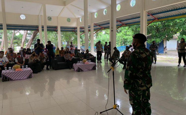 Baksos AKABRI 89 Bagikan 600 Paket Sembako Kepada Masyarakat Kepulauan Seribu
