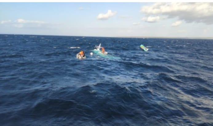 Perairan Selat Pukuafu NTT Menenggelamkan Kapal Nelayan