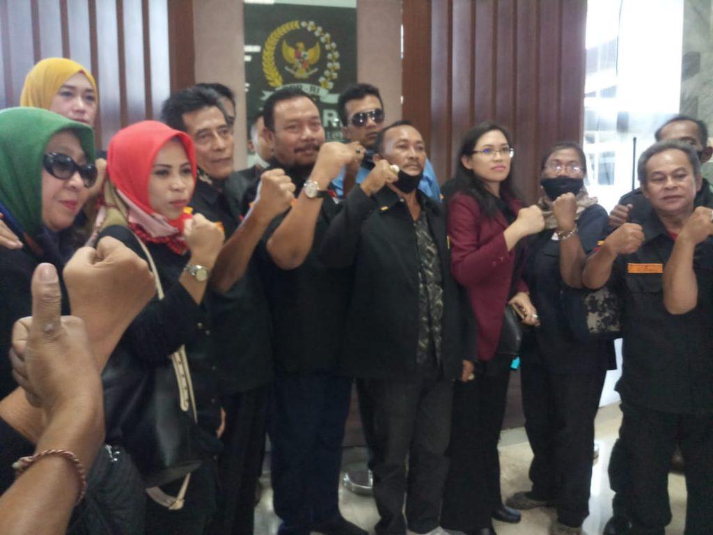 Pernyataan Sikap LMPP Menolak Rancangan UU HIP