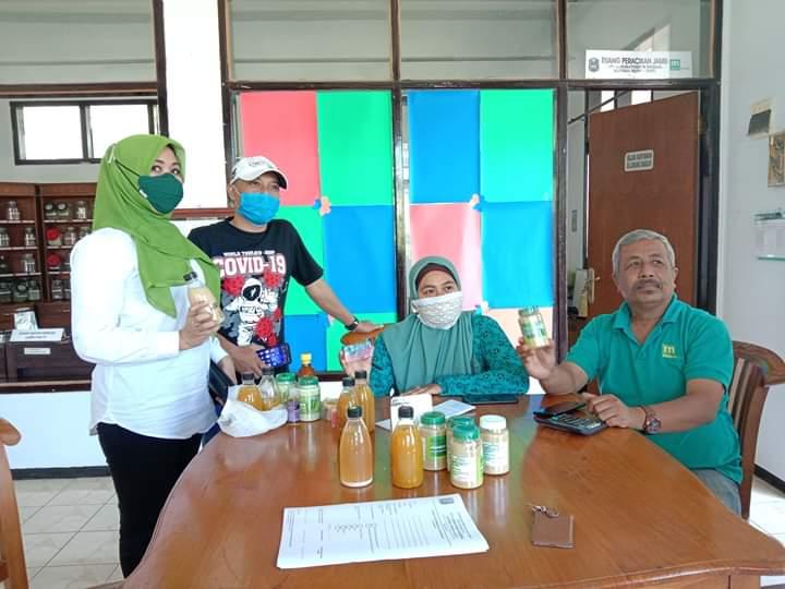 Terus Berkarya Untuk Negeri Bersama Ketua DPP Perempuan Tani, Ning Lia Istifhama.