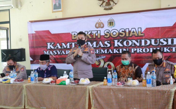 Alumni Akpol 1991/BD Peduli Dan Berbagi Pada Masyarakat  Terdampak covid-19