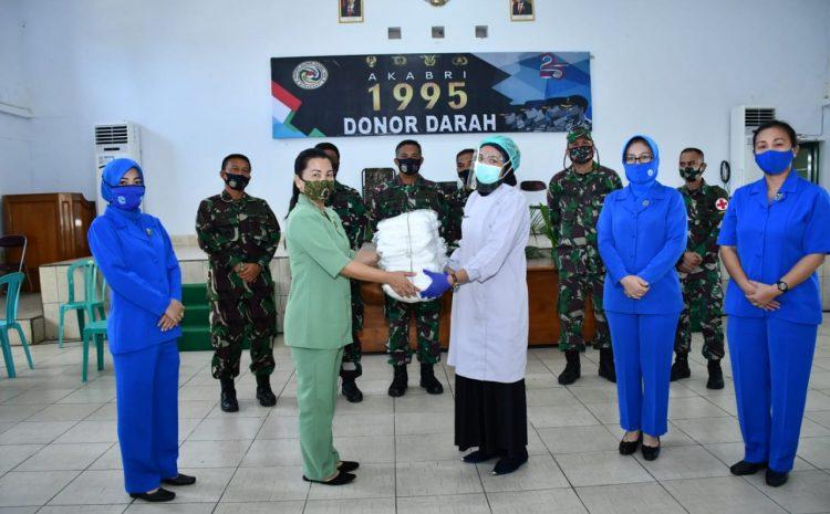 Jusuf Kalla Tinjau Baksos Donor Darah Alumni Akabri 95 Bima Cakti Di Makassar