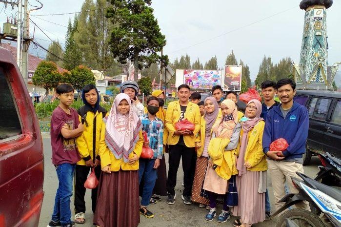 IPM Perumnas Medan II Fokus Beri Bantuan Kepada Masyarakat Terdampak Covid 19