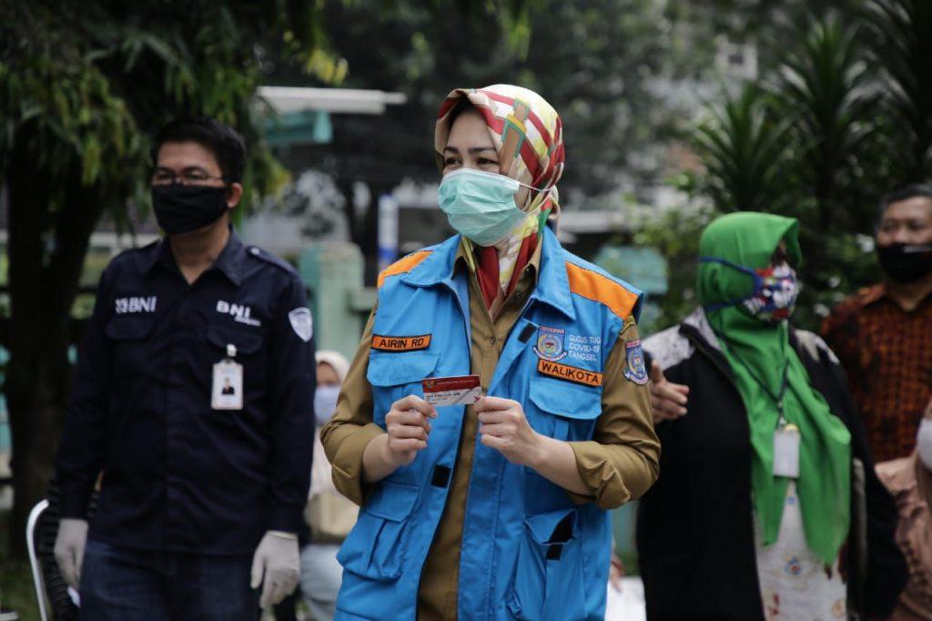 Kota Tangerang Selatan Perpanjang PSBB Hingga 26 Juli 2020