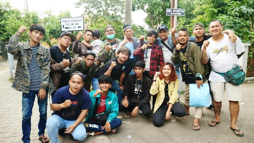 Pemuda Milenial Kota Tangerang Selatan Sepakat Bentuk Creator Medsos & Youtuber