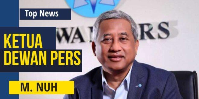 Ketua Dewan Pers, Wartawan Tidak Bisa Langsung Di Pidana, Gunakan Undang-undang Pers
