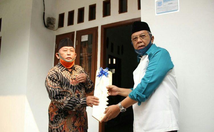 Wakil Walikota Tangsel Resmikan Rumah Layak Huni Di Kecamatan Setu