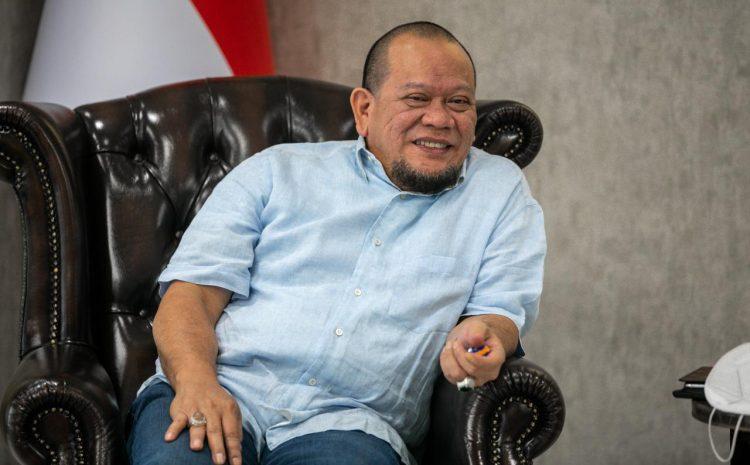 Ketua DPD RI LaNyalla Mattalitti: Soal Kapolri Domain Presiden, Terlalu Dini Bicara Pengganti Idham Aziz