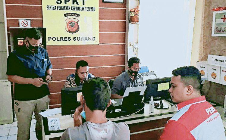 Penyalur Tenaga Kerja Di Laporkan Oleh 3 Korbannya Di Polres Subang