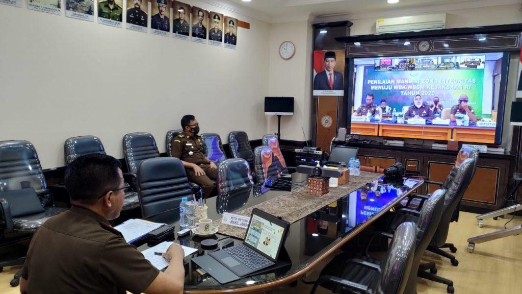 Wakil Jaksa Agung Geber Reformasi Birokrasi Korps Adhyaksa Targetkan 85 Persen Satker