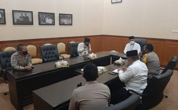 Wakil Gubernur Banten Dukung Kampung Tangguh Nusantara Di Wilayah Hukum Polda Banten