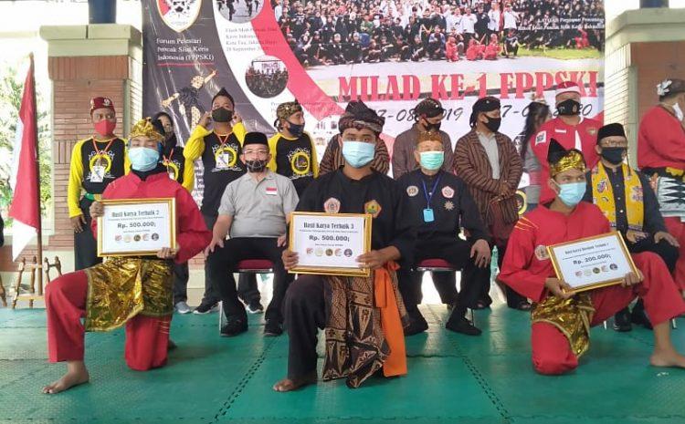 Ketum FPPSKI H Anwar Al Batawi menggelar Perdana Milad Ke 1 Bersama Para Pendekar Pencak Silat Keris Indonesia