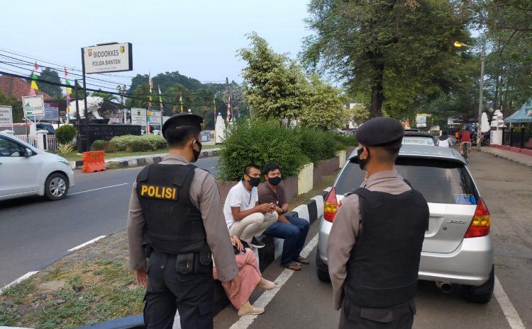 Sosialisasikan Inpres No 6 Tahun 2020, Polda Banten Laksanakan Operasi Aman Nusa II Kalimaya 2020