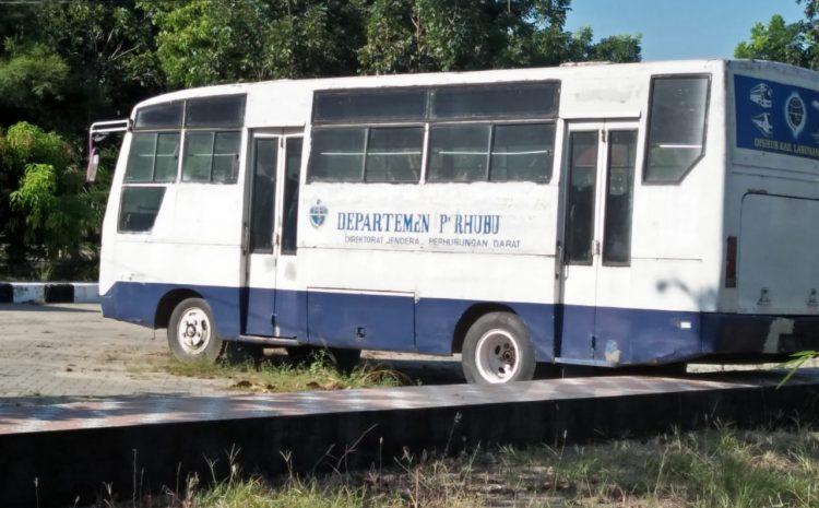 Biaya Perawatan Bus Di Dinas Perhubungan Labuhanbatu Belum Terealisasi