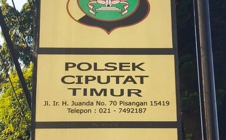 Polsek Ciputat Resmi Di Rubah Menjadi Polsek Ciputat Timur Jajaran Wilayah Hukum Polres Tangsel