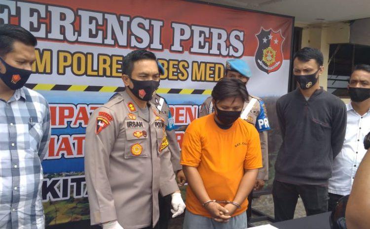 AKBP Irsan Sinuhaji,SIK,MH, Satreskrim Polrestabes Medan Tembak Mati Kompolotan Begal