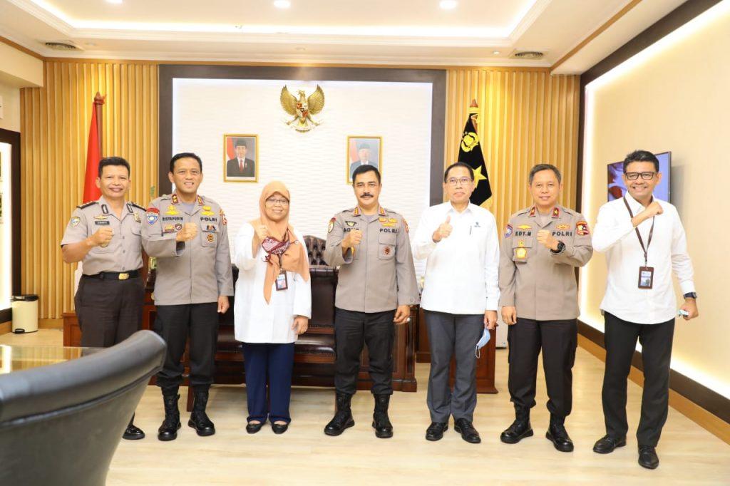 Komjen Pol Agus Andrianto Tegaskan Polri Dukung Kebijakan Pemerintah Percepat Perizinan Berusaha