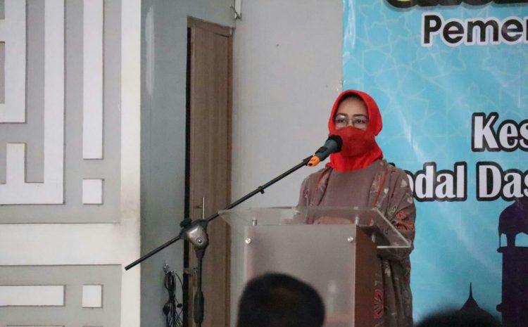 Walikota Tangerang Selatan Sholat Idul Adha Di Mesjid Al Ihtishom