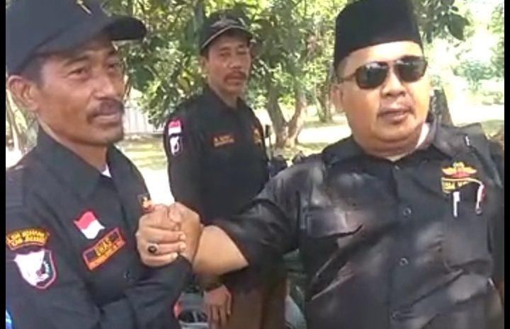 Pengukuhan Korcam LSM KOMPAK Di Cikarang Barat