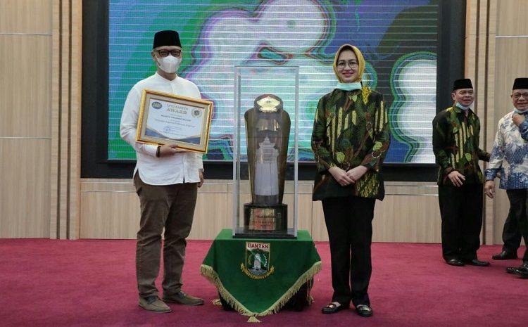 Kota Tangerang Selatan Enam Kali Juara Umum Beruntun MTQ Banten
