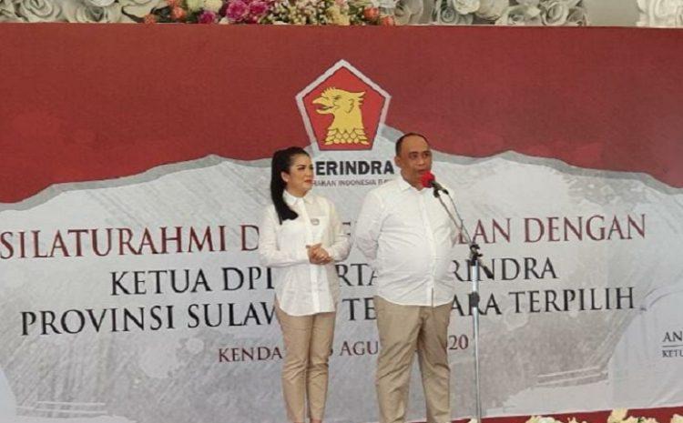 Andi Ady Aksar Bidik Kursi Gubernur Sulawesi Tenggara