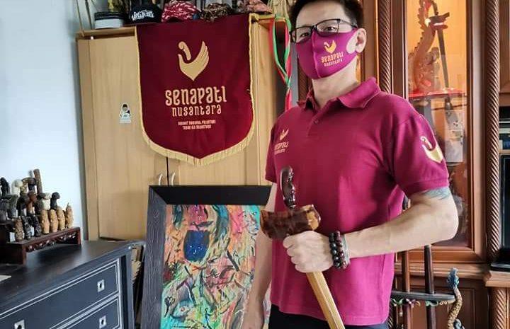 Peranan Teknologi Keris Kamardhikan Dalam Kebangkitan Peradaban Cahaya Nusantara Indonesia Lahir Baru Jagad Renovasi Total 2020