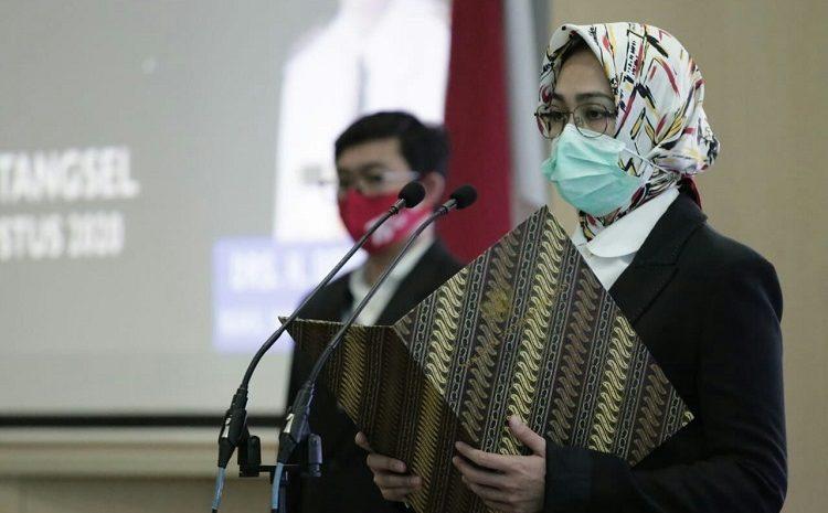 Upacara 17 Agustus, Kota Tangerang Selatan Terapkan Protokol Ketat