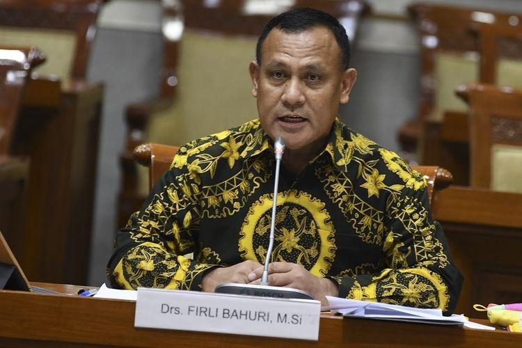 Waspada Pilkada Dan Pandemi, Ketua KPK Firli Bahuri; Banyak Modus Usaha Jahat Mengais Rezeki Haram Catut Nama KPK
