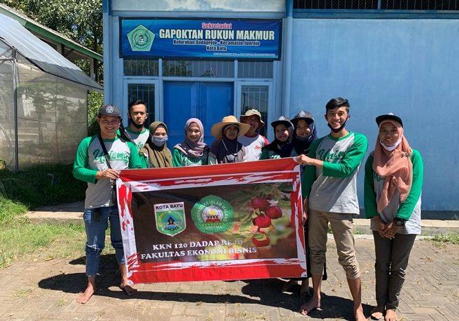 """KKN Unisma Malang"" Olah Buah Bit Menjadi Camilan & Minuman Sehat Desa Dadap Tulis Dalam Kecamatan Junrejo, Kota Batu"