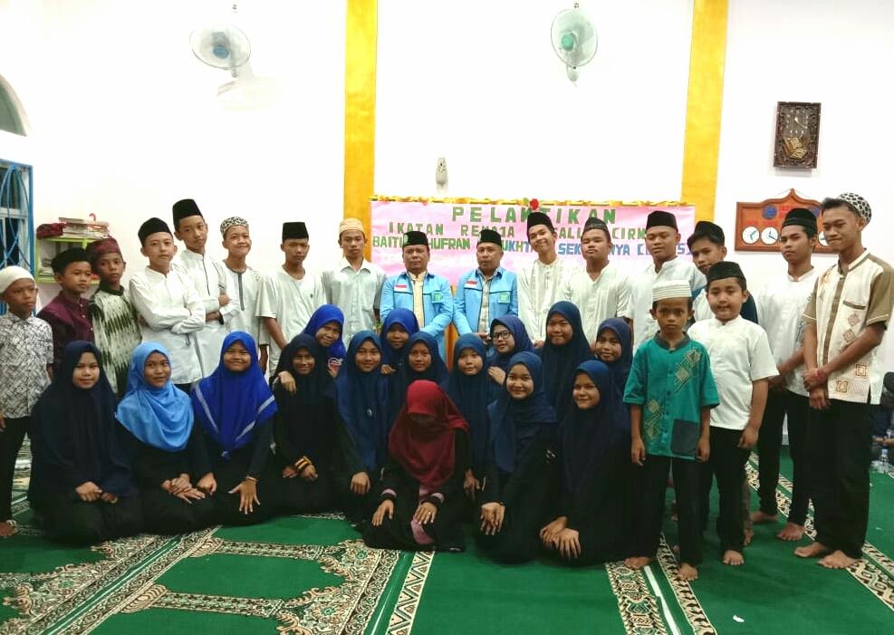 Ketua DPD BKPRMI Labuhanbatu: Irmus Bagus Taruna-45 Harus Mampu Memakmurkan Mushalla
