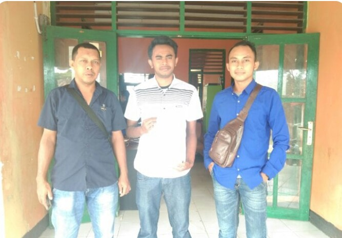 Dilaporkan Ke KASN,Camat Watopute Diduga Terlibat Politik Praktis