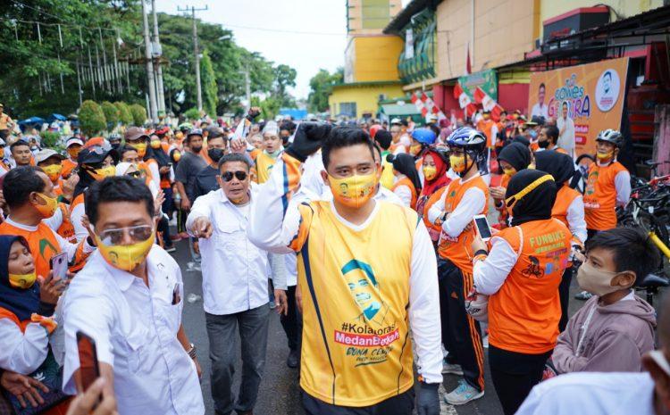 Soroti Minimnya RTH Medan, Bobby Nasution Kembali Singgung Anggaran Rp 30 T