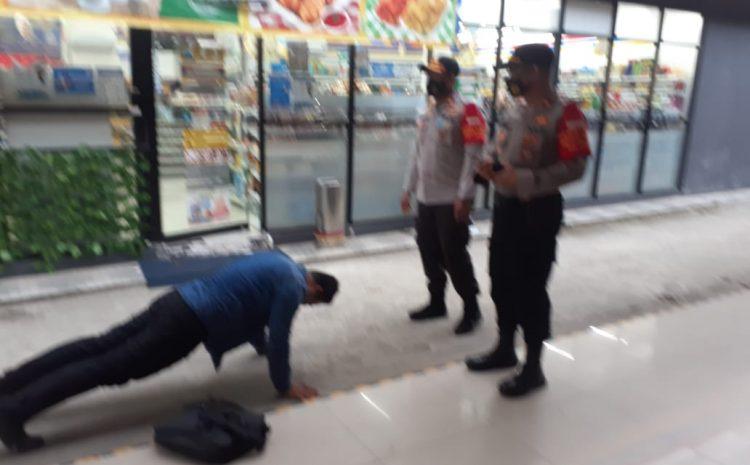 Polresta Bandara SOEKARNO HATTA Gelar Operasi Yustisi