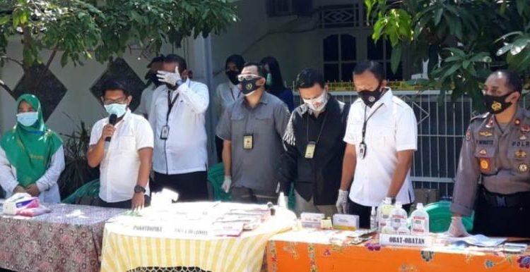 Ditresnarkoba Polda Banten Berhasil Ungkap Pelaku Praktek Kecantikan Ilegal