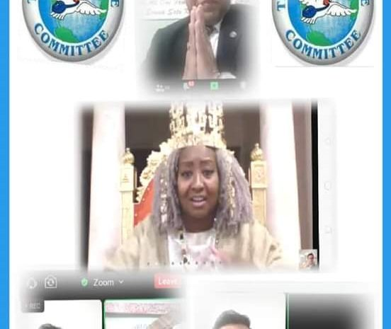 Seluruh Dunia Memuji Kerjasama HE Mr Djuyoto Suntani Dengan Ratu Sheba III