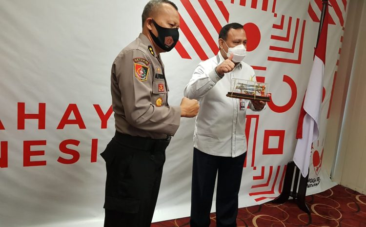 Inspektur Polisi Angkatan 49 Menggelar Pekan Ceramah Pembekalan Bagi Para Siswa