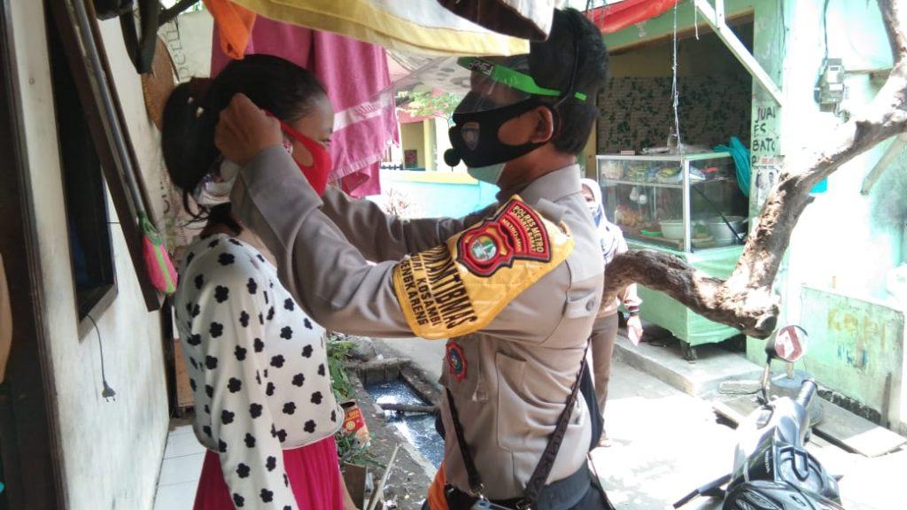 Binmas Duri Kosambi Sambang DDS Edukasi Warga Binaan