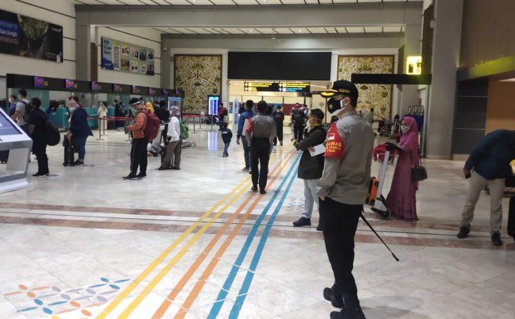 OPS Yustisi Bandara Soekarno-Hatta, Kapolres Turun Langsung Pimpin OPS Yustisi