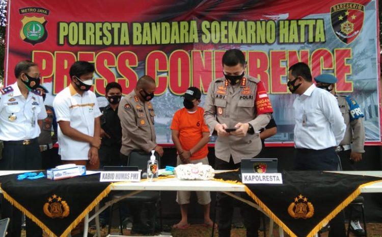 Dugaan Pelecehan Dan PemerasanDi Areal Bandara Soekarno-Hatta