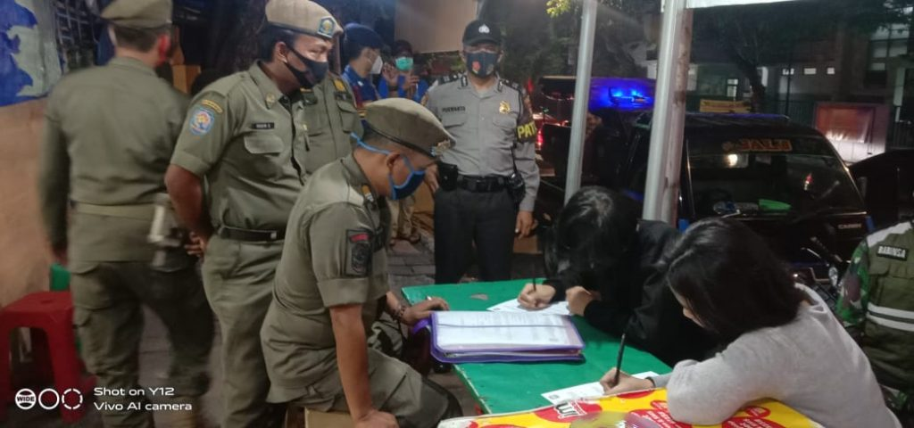 Tiga Pilar Tambora Gencarkan Patroli Mobile