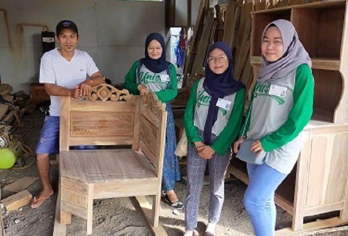 Mahasiswa Universitas Islam Malang melaksanakan Kegiatan KKN–PPM TEMATIK